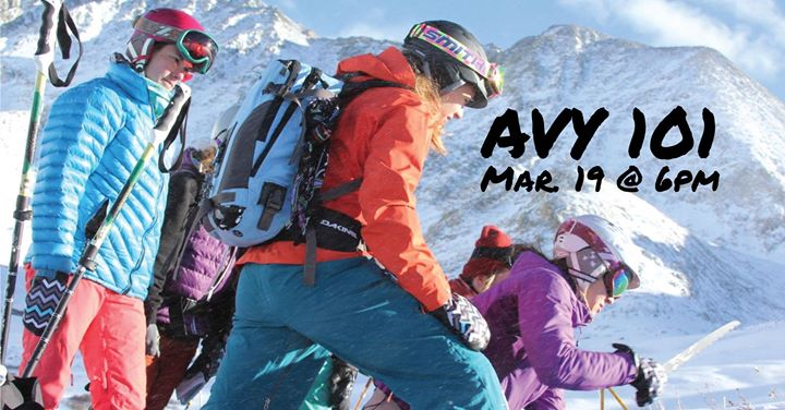 Avalanche 101 at FERAL Presented by Gravity Haus & Colorado Adventure Guides